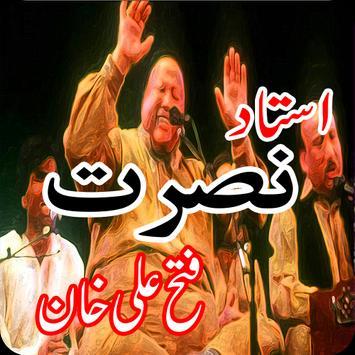 Video Collection of Nusrat Fateh Ali Khan Qawwalis poster
