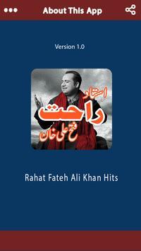 Rahat Fateh Ali Khan Qawwali apk screenshot
