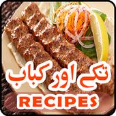 Video Collection of Tikkay & Kabab Recipes icon