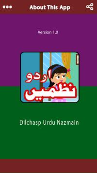 Videos of Bachon Ki Urdu Nazmain 2018-19 apk screenshot
