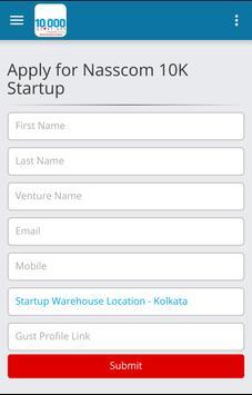 Nasscom Warehouse Kolkata apk screenshot
