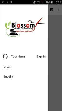 Blossom Spa Salon apk screenshot