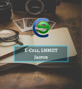 E-Cell, LNMIIT Jaipur apk screenshot