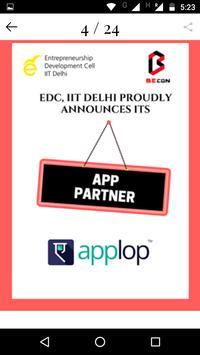 eDC IIT Delhi screenshot 1