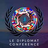 Le diplomat conference icon