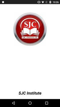 SJC Institute poster