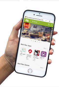 Cafe Bazaar Market Officiel screenshot 2