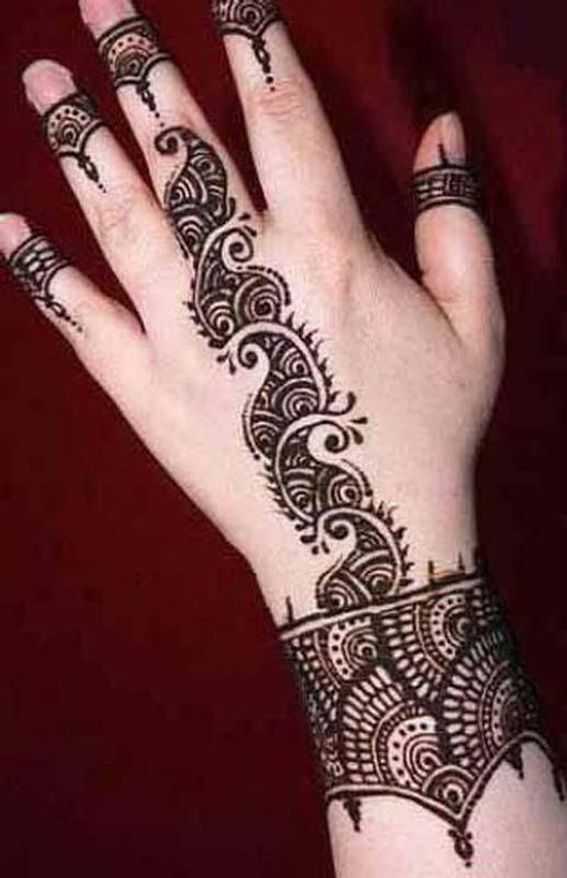 Mehndi App For Android Mobile : Mehndi designs hand free apk download