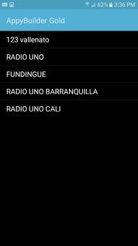 Musica Vallenata Gratis-vallenatos gratis screenshot 1
