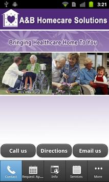 Conneticut Home Care poster