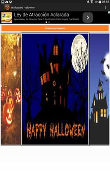 Happy Halloween Wallpapers apk screenshot