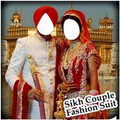 Sikh Couple Wedding Suit NEW icon