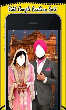 Sikh Couple Wedding Suit NEW screenshot 4