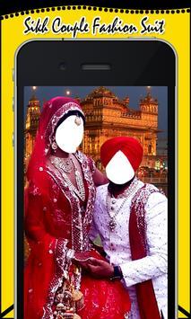 Sikh Couple Wedding Suit NEW screenshot 1