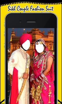 Sikh Couple Wedding Suit NEW screenshot 2
