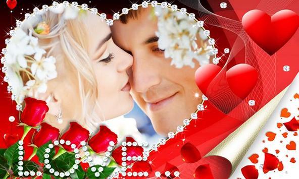 Love Photo Frames HD screenshot 2