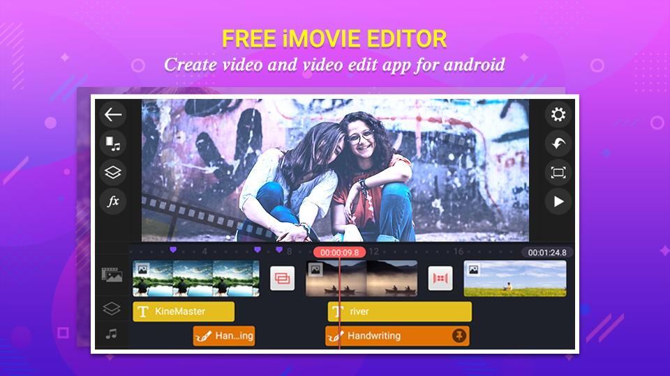 Best Movie Editing - Pro video creator for Android - APK