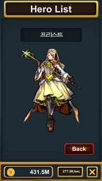 Clicker Hero Collection screenshot 23
