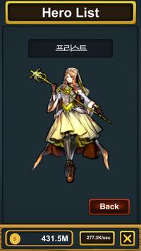 Clicker Hero Collection screenshot 7