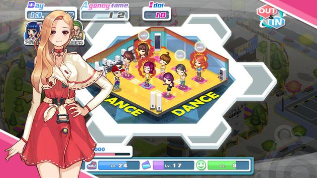 Girl Group Inc : Love Idol apk screenshot