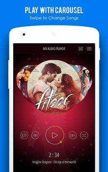 MX Audio Player- Music Player poster