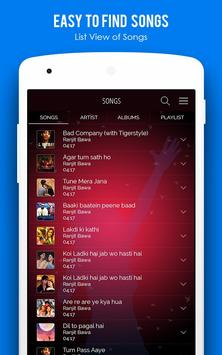 MX Audio Player- Music Player apk screenshot