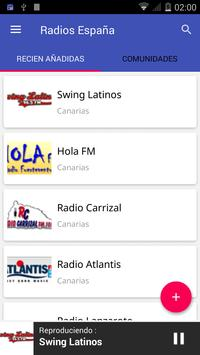 Radio Spain FM / AM Stations Free Online poster