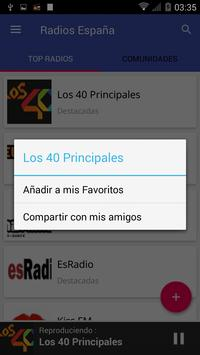 Radio Spain FM screenshot 2