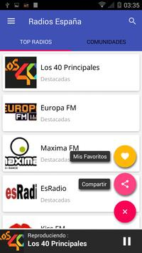 Radio Spain FM screenshot 3