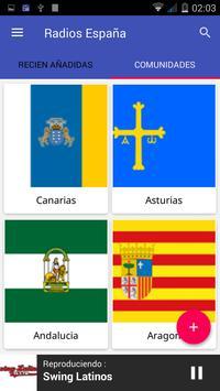 Radio Spain FM / AM Stations Free Online apk screenshot