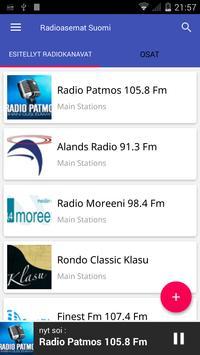 Radio Finland FM poster