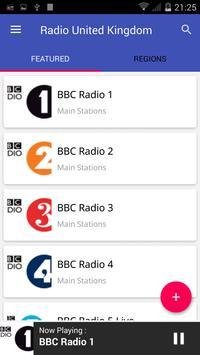 Radio UK FM poster