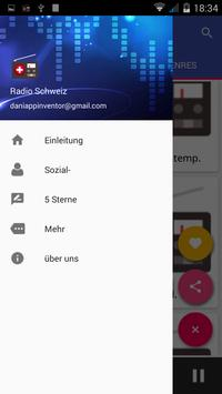 Radio FM Schweiz screenshot 5