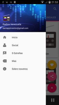 Radio Venezuela FM screenshot 5