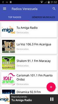 Radio Venezuela FM poster