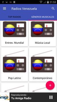 Radio Venezuela FM screenshot 3