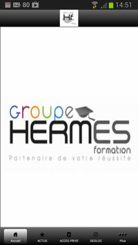 GROUPE HERMES Formation poster