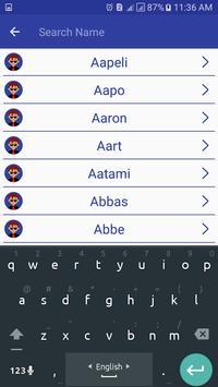 Baby Name apk screenshot