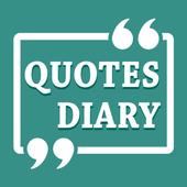 Quotes Diary icon