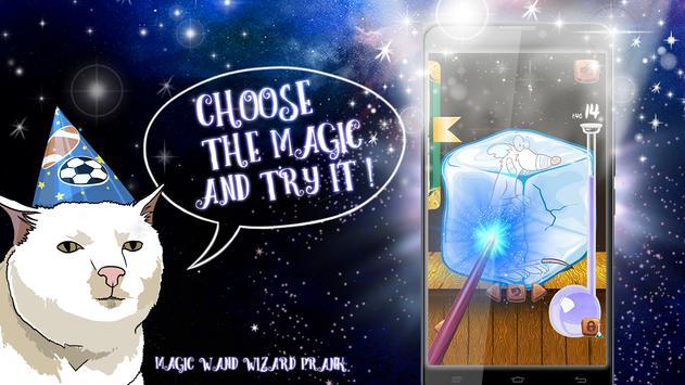 Magic Wand Wizard Prank screenshot 5