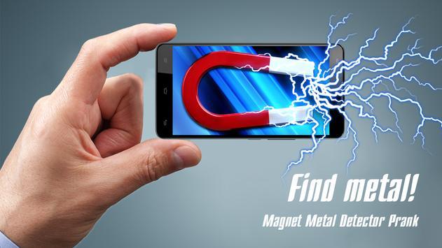 Magnet Metal Detector Prank screenshot 1