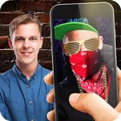 Rap hip hop editor icon