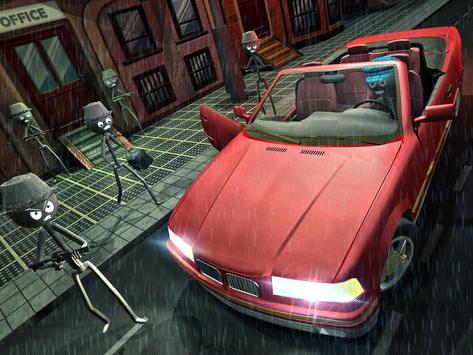Stick Mafia Transport Car Sim screenshot 7