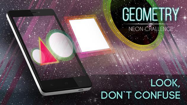Geometry Neon Challenge screenshot 3
