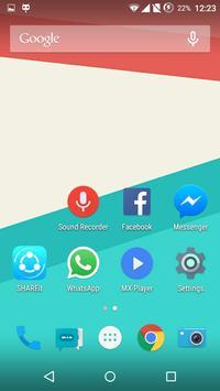 Material Wallpapers- HD screenshot 1