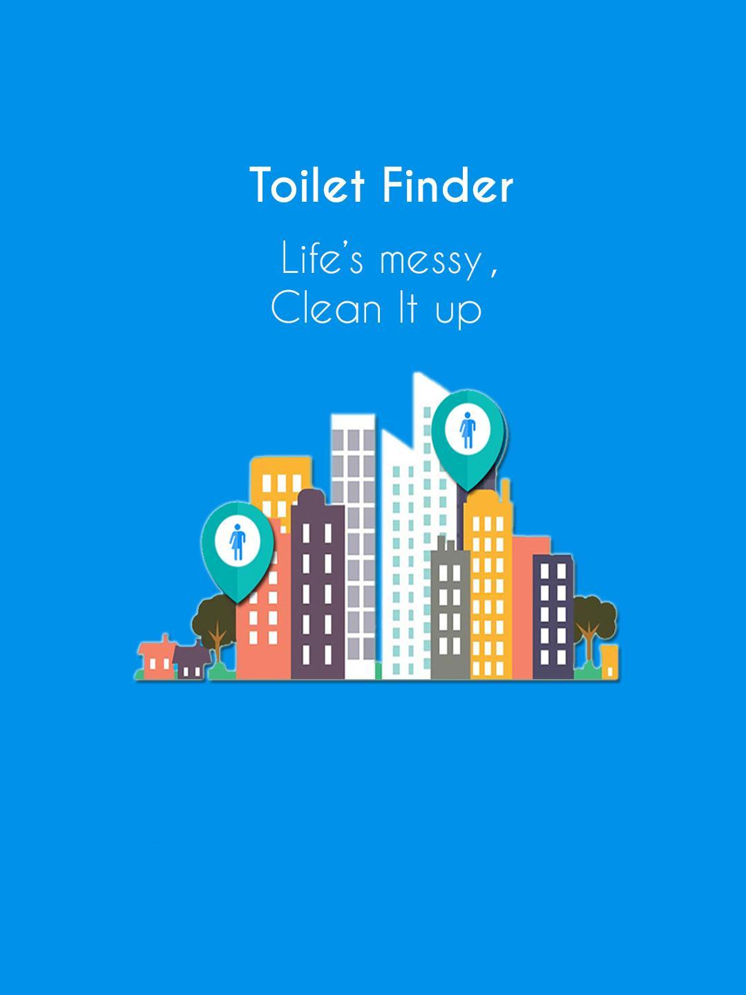ToiFi(Toilet Finder): Find Public Toilets near me for ...