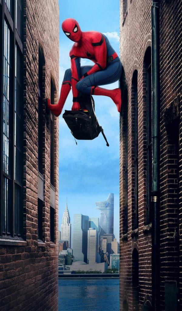 Behavior Spiderman Homecoming Hd Wallpaper For Android Apk