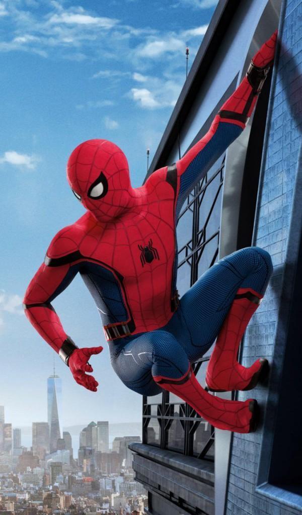 Behavior Spiderman Homecoming Hd Wallpaper Für Android Apk