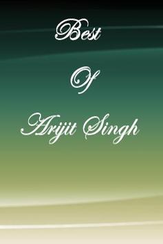 Best Of Arijit Singh poster