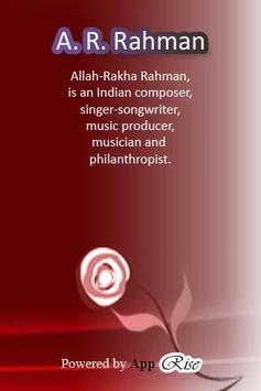 Best Of A.R.Rehman poster